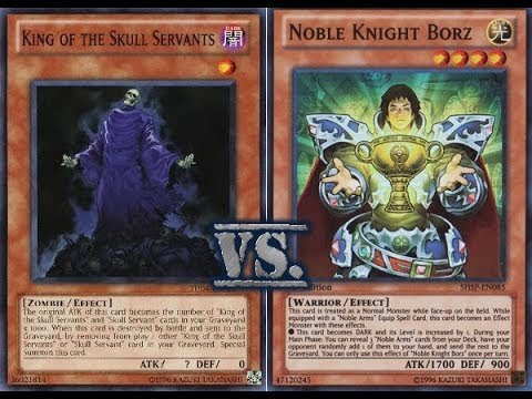 Yugioh Skull Servant Deck Yugioh Skull Servants vs