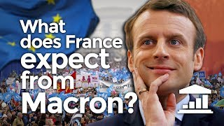 Can MACRON save FRANCE from its CRISIS? - VisualPolitik EN