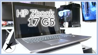 HP Zbook 17 G5 Mobile Workstation (2018) | The Worlds Best Pro Laptop? Low Level Overview