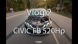 Civic FB 520HP By HP Service