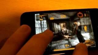Rage HD Mutant Bash TV Iphone 4 gameplay