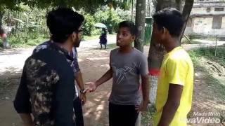 Osthir funny video( sakib and opu)