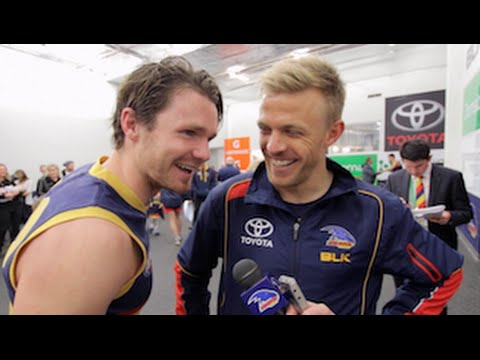 Nathan van Berlo Post-Match R19