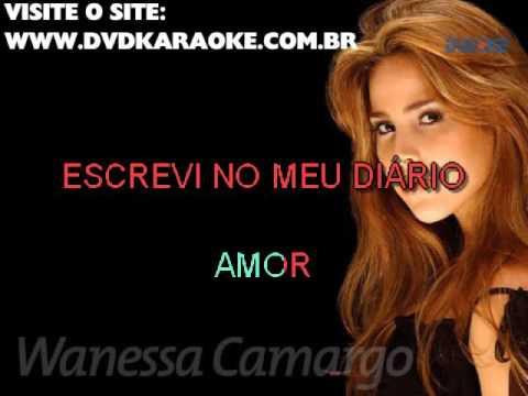 Wanessa Camargo   Um Dia Meu Primeiro Amor
