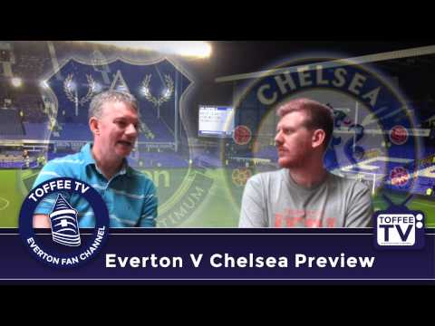 Toffee TV | Everton V Chelsea | Preview