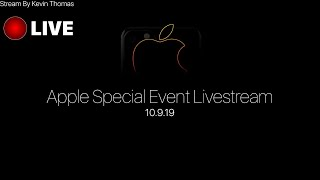 🔴LIVE | Apple Special Event 2019 | iPhone 11 Event