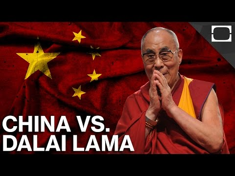 Why Does China Hate The Dalai Lama?