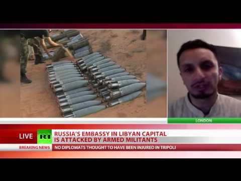 Gunmen attack, break in attempt at Russian embassy in Libya's Tripoli|NewsDay