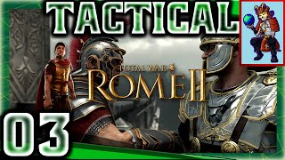 Rome 2 Total War Tactical Battle Ep. 03   1v1 Pitched Battle   Galatea Vs Pontus
