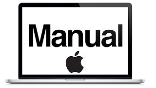 MacBook Pro Basics - Mac Beginner's Guide - New to Mac Manual - Macbook Pro manual