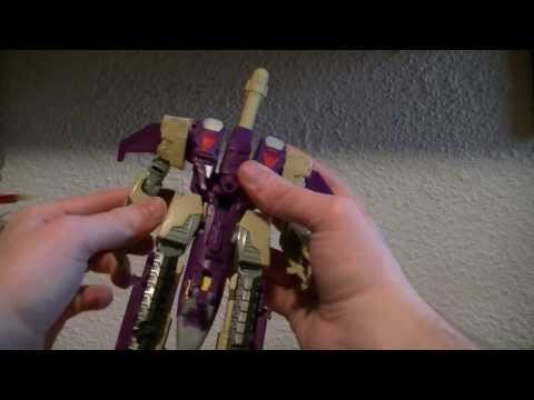 Transformers Generations: Blitzwing