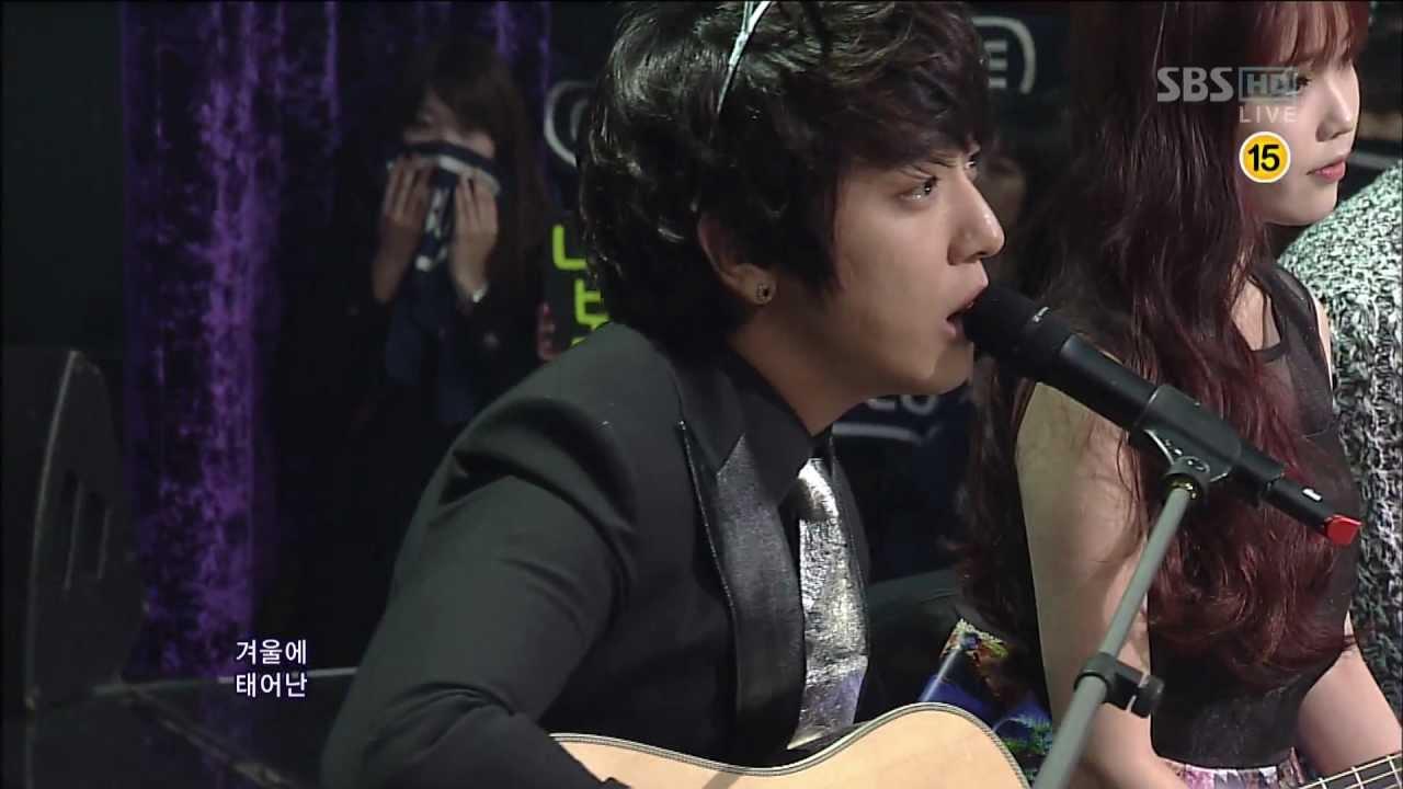 [HD]121209.In_Ga Yonghwa&IU&Kikwang Special Perf. Winter ...