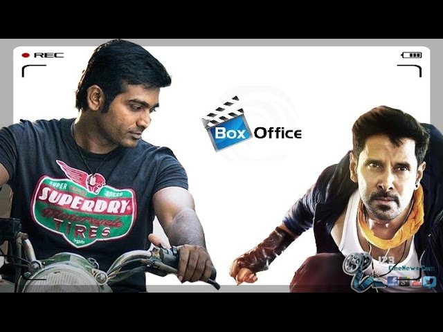 Box Office  Of 10 Endrathukulla & Naanum Rowdydhaan  | 123 Cine news | Tamil Cinema news Online