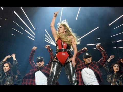 Jennifer Lopez - Dinero (feat. Cardi B) [Live on CaliBash 2018]