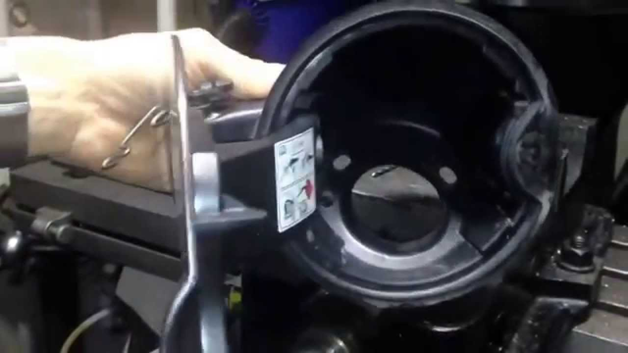 Ford F 150 Broken Fuel Filler Door Fix It For Free Youtube