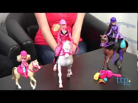 The Playdate: Barbie & Her Sisters in A Pony Tale, LEGO Minecraft, and more
