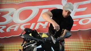 2015 Yamaha YZF-R1 Windscreen Installation