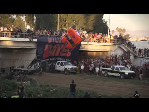 Barrel Roll 360 Official Video - Baja 1000 video