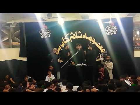 Qurban Jaffri Live Noha G-9 Islamabad