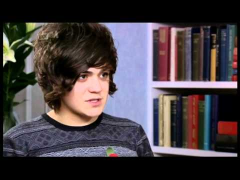 Frankie Cocozza first Interview after leaving the xfactor (Xtra Factor)