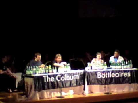 The Colburn Bottleaires perform Mr. Sandman and Lollipop