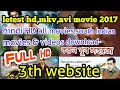 How To Download Letest Any Hindi/south Indian Hd,avi,mkv Movies
