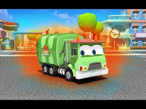 appMink build a Garbage Truck - Garbage Truck videos for children