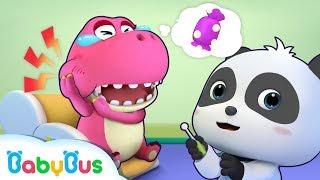 Lagu Dokter Panda | Kumpulan Film Bayi Panda | BabyBus Bahasa Indonesia