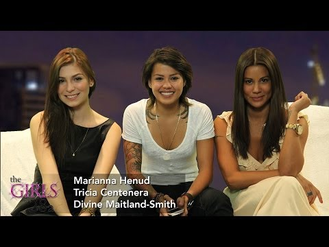 The Girls of 28A - Hot and heavy with lesbian and ex-PBB housemate, Divine Maitland-Smith