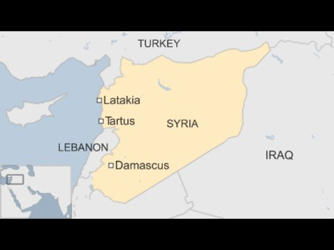 Syria conflict Russia 'to continue Assad military aid'