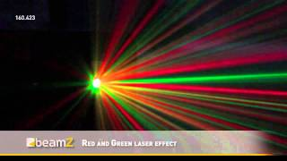 BeamZ S700-LS Smoke Machine + Laser R/G 160.423