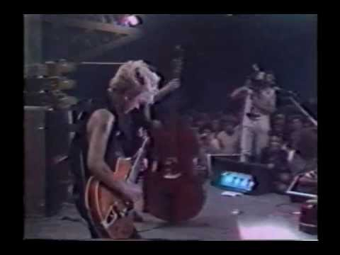 Stray Cats - Drink That Bottle Down