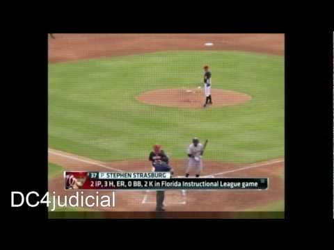 Stephen Strasburg Highlights