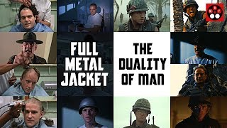 Full Metal Jacket — The Duality of Man