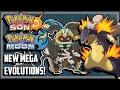Pokemon Sun and Moon NEW Mega Evolutions! [Speculation]