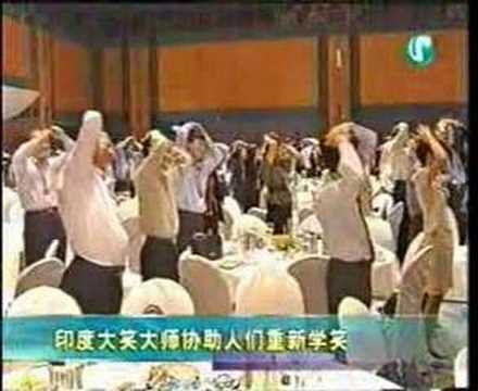 Laughter Yoga in Singapore