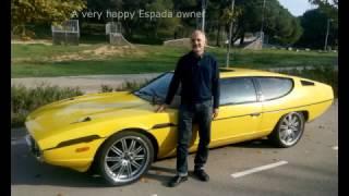 2016 Lamborghini Espada Evoluzione