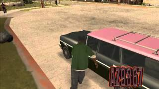 GTA San Andreas Loquendo Cj es presidente El regreso de Barak Obama parte 3 por Az9367