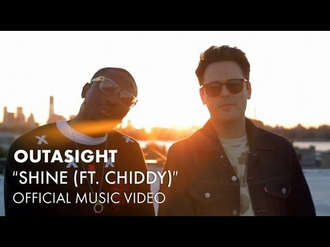 Outasight Ft. Chiddy - Shine [Official Music Video]