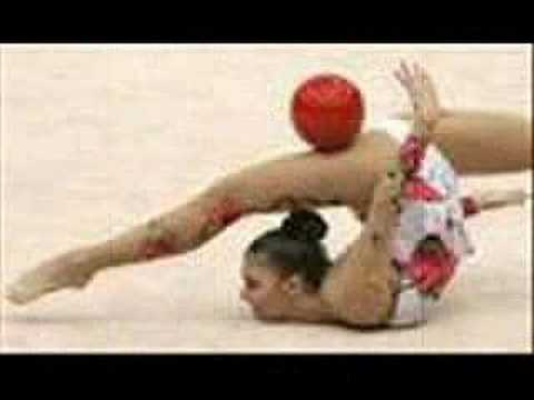Gymnastic Ball Rhythmic Gymnastics Ball