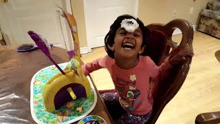 Pie Face - Kids Toys and Fun; Very Funny Game