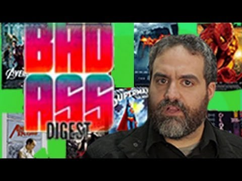 Top 10 Comic Book Movies - The Badass Digest List