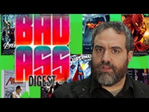 Top 10 Comic Book Movies - The Badass Digest List