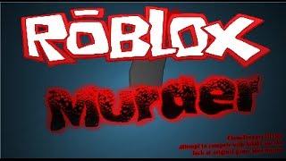 Roblox: Murder