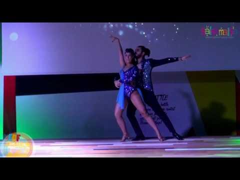 Tolga & Berfin Show - La Noche | EDF 2017