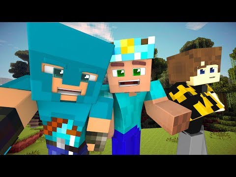 Best of Top 5/10 Minecraft Songs! Minecraft  Animations of September 2017 | Funny Minecraft Song