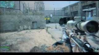 MW3-How To Quick Scope