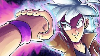 Game Grumps Animated - Ultra Instinct Danny vs Arin Purple [April Fools 2018]