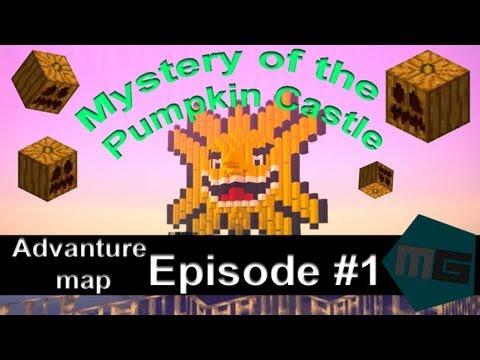 Minecraft - Mystery of the Pumpkin Castle Ep 1 - Dutch