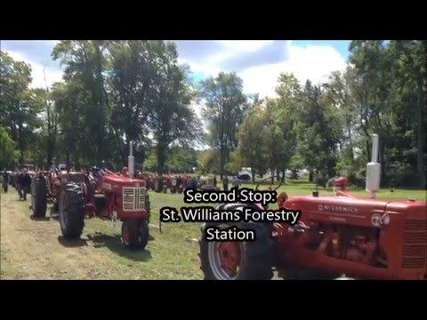 Waterford Heritage Tractor Drive 2012